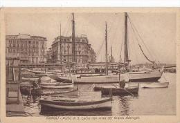 Italie - Napoli - Porto Di San Lucia - Port De Pêche - Napoli (Naples)