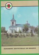 Moldova ; Moldavie ; Moldau ; 1992 ; Chisinau ; Church ; Pre-paid  Postcard - Moldova