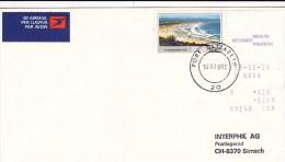 SFS/Meter On Cover: South Africa 1983 Port Elizabeth (G52-5) - ATM - Frama (Verschlussmarken)