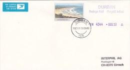 SFS/Meter On Cover: South Africa 1983 Durban (G52-5) - ATM - Frama (Verschlussmarken)