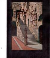6316  -  FIRENZE,    Scala Del Cortile Del Bargello   -  Nuova - Firenze
