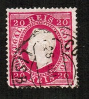 PORTUGAL    Scott  # 40 F-VF USED - Used Stamps