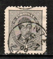 PORTUGAL    Scott  # 58  VF USED - Used Stamps