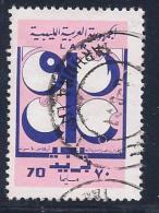 Libya, Scott #410 Used OPEC Anniv., 1971 - Libya