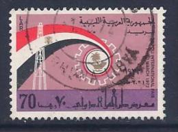 Libya, Scott #473 Used Tripoli Fair, 1972 - Libya