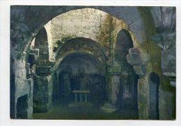 ITALY - AK 180062 Siracusa - S. Giovanni - Cripta Di S. Marziano - Siracusa