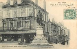 52 LANGRES  PLACE DIDEROT MAISON DE LA BELLE JARDINIERE - Langres