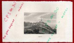 Eaux Fortes - ERVY - 10 Aube - Rauch Del. D´après H. Valton / Skelton Fils Sc. - Estampas & Grabados