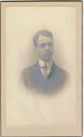 Photographie Cartonnée    Portrait D'homme - Photos