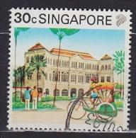 SINGAPOUR Singapore  Vélo Cycliste Cyclisme Bicycle Cyclist Cycling Fahrrad Radfahrer Radfahren Bicicleta Ciclis [BS78] - Cycling