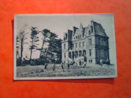 CPA  HOULGATE  - 14 - Chateau Foucher De Careil - Calvados    - - Houlgate
