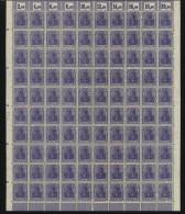 D.R.Bogen,87,Walzedruck Bogen,xx (M2) - Deutschland