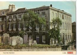 CPM   STAMFORD       TOWN HALL       MAIRIE   HOTEL DE VILLE - Angleterre
