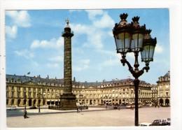 CP 10*15/AE32/PARIS PLACE VENDOME 1984 - Arrondissement: 01