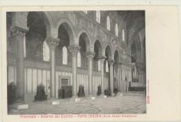 MONREALE -PALERMO -INTERNO DEL DUOMO -ARCHIT. ARABO NORMANNA-ALTEROCCA 2946 - Palermo