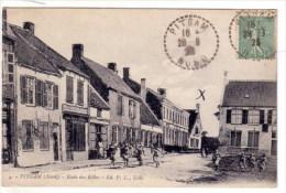 59 _  PITGAM  _  Ecole  Des  Filles  _ - France