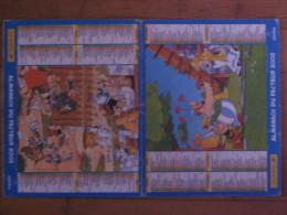 "Almanach Du Facteur 2003, Calendrier, (Obélix) ""La Poste"" - Tamaño Grande : 2001-..."