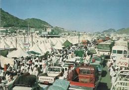 Pilgrims In Muna  Saudi Arabia  A-3485 - Saudi Arabia