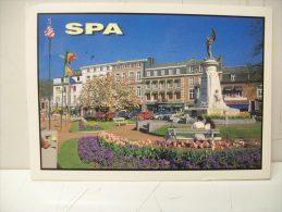 """Place Du Munument  """"Spa"""" (Belgio) - Spa"""