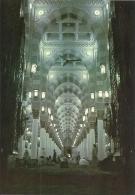 Interior View Of  The Prophet`s Musque In  Medina      Saudi Arabia  A-3498 - Saudi Arabia