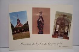FRIESSEN  -Souvenir De N .D Du GRUNENWALD - Altri Comuni