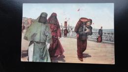13WA/7 - Constantinople Femmes Voilées, Burka - Turkey