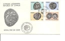 Monnaies ( FDC De Chypre De 1972 à Voir) - Coins