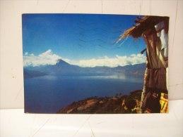 Lago De Atitian (Guatemala) - Guatemala