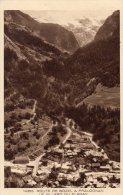 -CPA - 73 - Route De Bozel à Pralognan - Le Villard Du Planay - 636 - Autres Communes