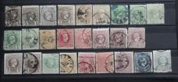 Griekenland   1886-89   Samenstelling Tussen Nr. 55 - 99   - Gemengde Kwaliteit - Gestempeld - Usati