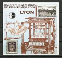 S - France ** CNEP - Salon De Printemps 2008 Lyon. - CNEP