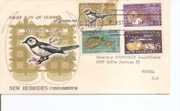 Nouvelles-Hébrides ( FDC De 1963 à Voir) - FDC
