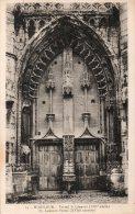 Honfleur Portail St Léonard (XVIe Siècle) - Honfleur