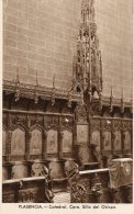 Plasencia Catedral Coro .Silla Del Obispo. - Espagne