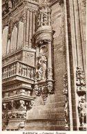 Plasencia - Catedral,Organo. - Espagne