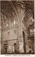Plasencia - Catedral,Vista Interior.Cruceria. - Espagne