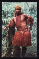 CO-06 COLUMBIA AMAZONAS CHIEF OF YAGUAN TRIBE - Colombia