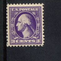 242273529 USA POSTFRIS MINT NEVER HINGED POSTFRISCH EINDWANDFREI SCOTT 502 DARK VIOLET - Unused Stamps