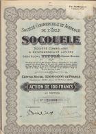 5 X Commerciale Et Agricole De L'uele Congo SOCOUELE - Transports