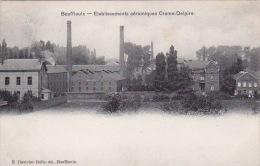 Bouffioulx 10: Etablissements Céramiques Crame-Delpire - Chatelet