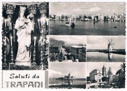 B2218 - Trapani - Saluti Da Trapani - Trapani