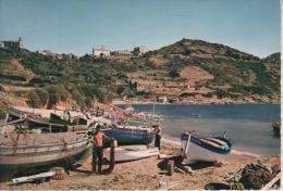 CARGESE - Le Port  De Pêche - 20.065.44  La Cigogne