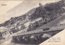 Italie - Milano - Pont Tramway - Bridges