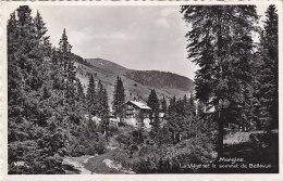 Suisse - Morgins - Chalet - La Vièze - Oblitération - VS Valais