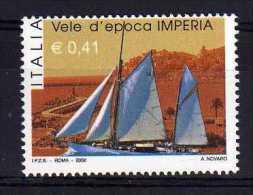 Italy - 2002 - 12th Prada Classic Yacht Race - MNH - 1946-.. République