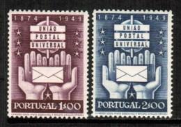 PORTUGAL    Scott  # 713-6*  VF MINT LH - 1910-... Republic
