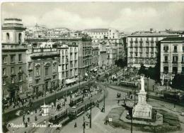 Napoli - Piazza Dante - 24 - Formato Grande Viaggiata - S - Napoli (Naples)