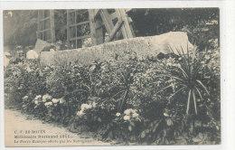 ROUEN   Millenaire Normand  1911  La Pierre Runique Offerte Par Les Norvégiens - Rouen