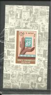 """Turquie  """"1965""""  Scott No. 1674  (N**)  Imperf. - 1921-... República"""
