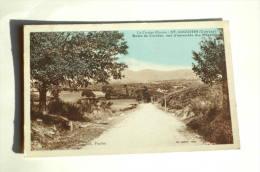SAINT-AUGUSTIN - Route De Corrèze, Vue D'ensemble Des Monédières - Autres Communes